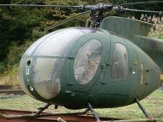 川崎ヒューズ OH-6J 31053