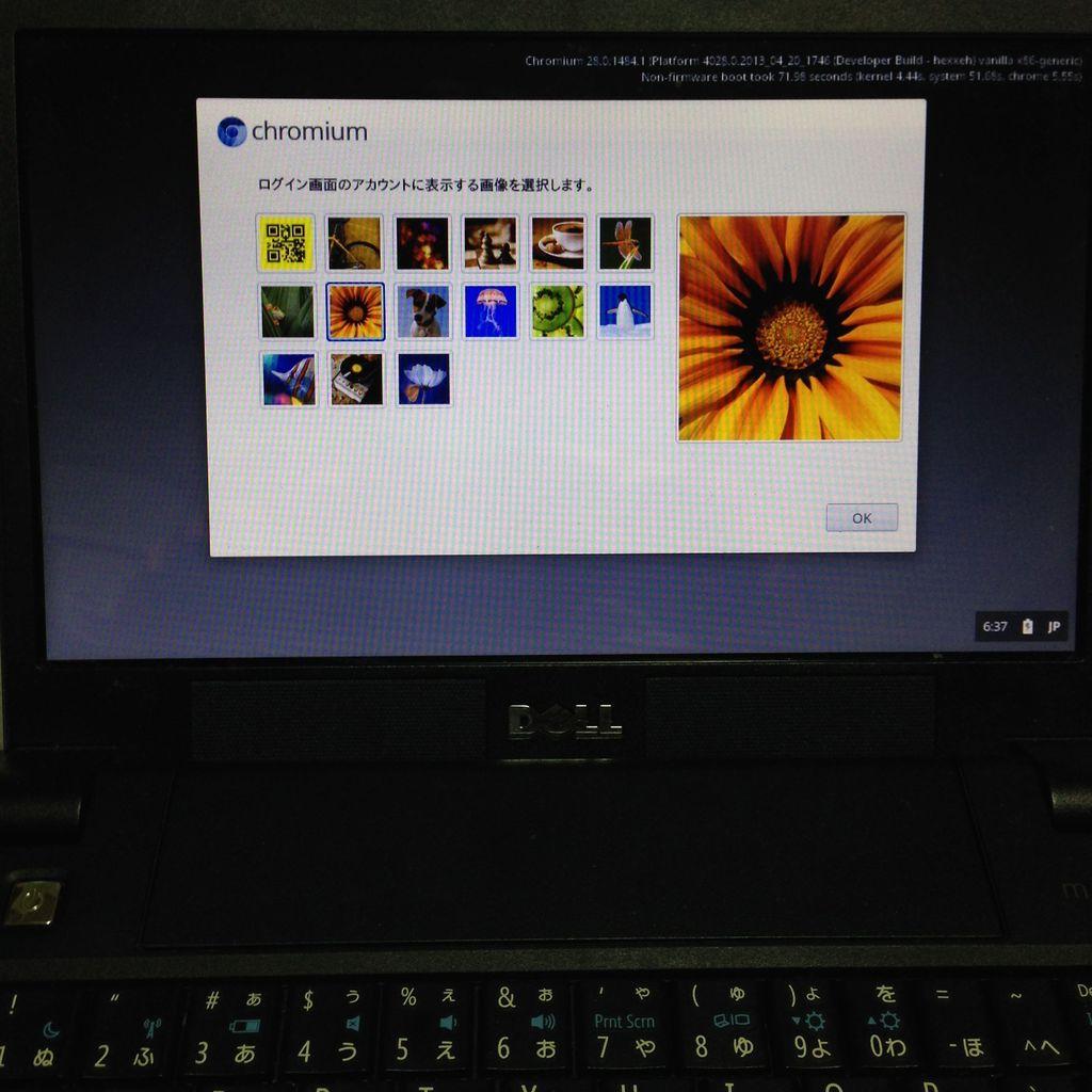 Chromium OS 6