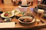 海のや夕食'12