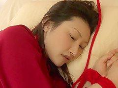 水嶋あずみ/ピッタリスーツのリアル峰不二子! Fabulous Japanese model Azumi Mizushima in Hottest JAV censored Bathroom, Masturbation video