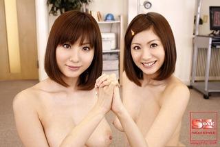 麻美ゆま/夢の共演!!主演 麻美ゆまと麻美ゆま!あなたはどっちのゆまちんを選ぶ? Yuma Asami -NOT Twin sisters-05