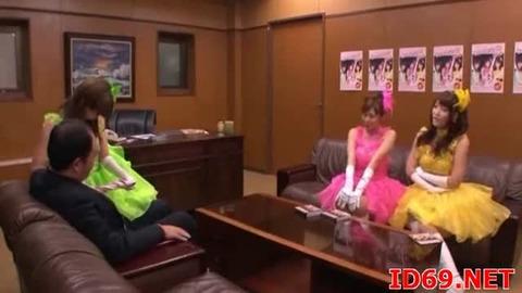 【麻美ゆま】 B級地下アイドルの枕営業の実態です