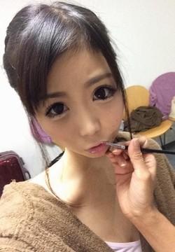 AV女優・夕城芹ちゃんの画像