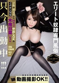 AV女優・木南日菜作品のパッケージ