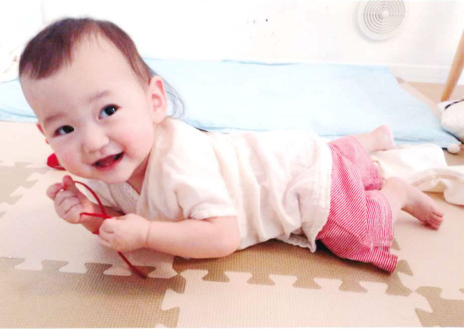 3b4aacf0c372b8 pristine 子育てブログ.。.:*・゚+ : PRISTINE 赤ちゃんアルバム 未悠ちゃん♪