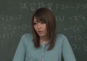 桜井あゆ女教師