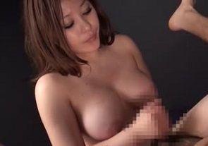 羽田未来手コキ