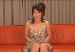 川上奈々美 真美少女ドキドキの3Pセックス初体験