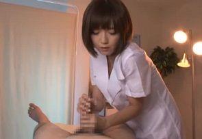佐倉絆の手コキ