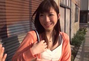 村上理恵 三重県伊勢市ナンパ!23歳のOLさんを中出しハメ撮り