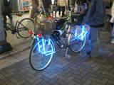 電飾自転車