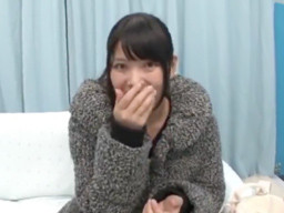 激カワ美少女がMM号で「見るだけですよ!」と言ってメガネをかけた草食系男子のセンズリ鑑賞!