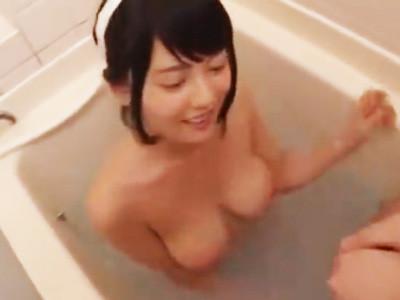 妹と一緒にお風呂に入って恋人ごっこで、「お兄ちゃん、イっちゃうよ!」と言いながらパコるw