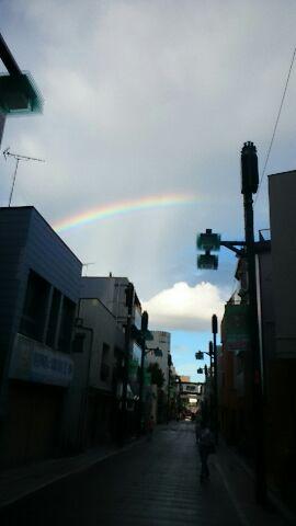 戸越銀座虹