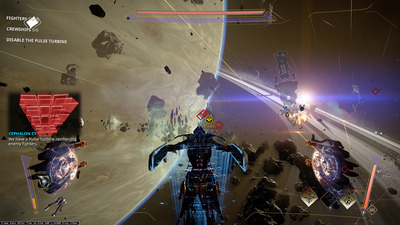 Warframe_RailJack_Battle_001