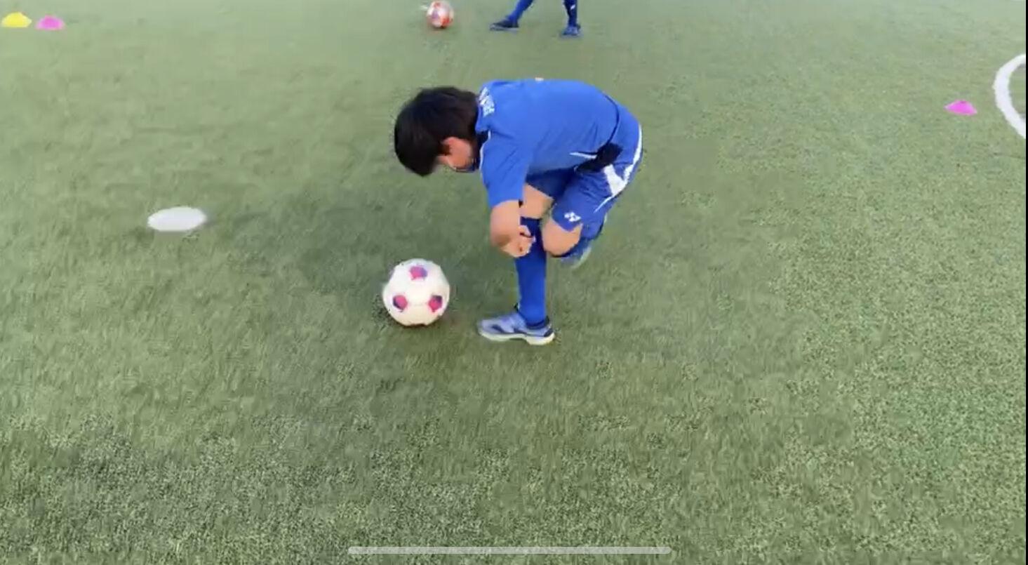 森 サッカー ボール あつ