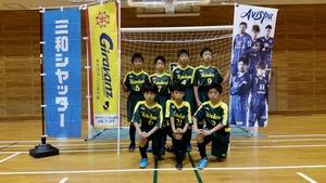 姪浜少年サッカークラブ