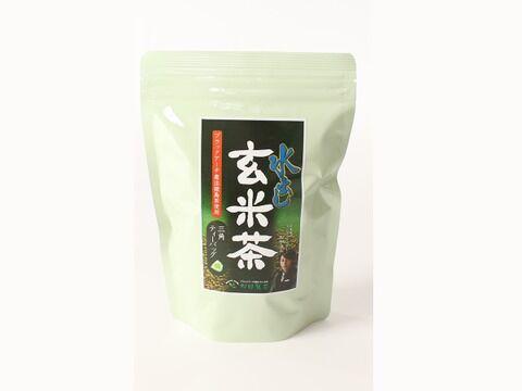 01【水出しでもお湯出しでも】【5個セット】水出し玄米茶テ