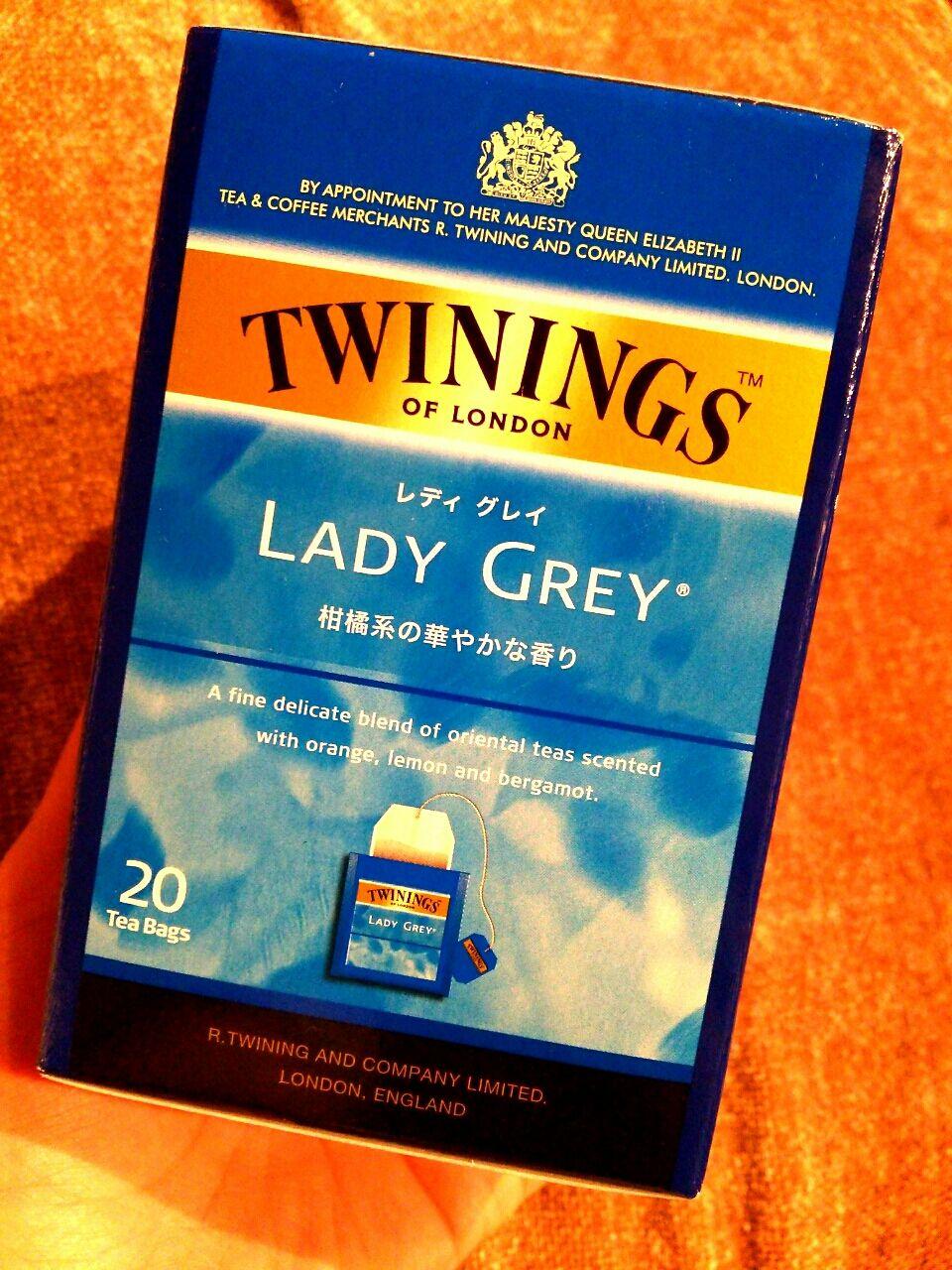 グレイ 紅茶 レディ