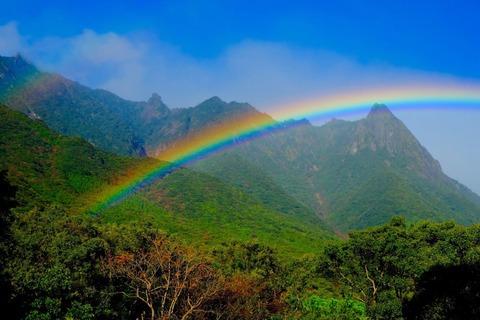虹のツアー1