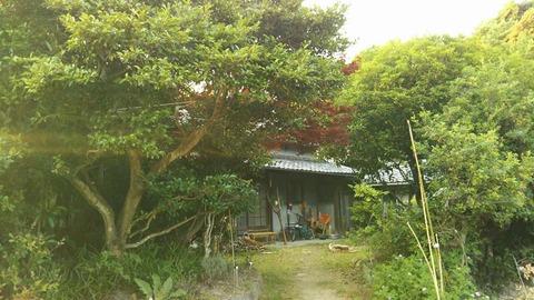 遠田古民家