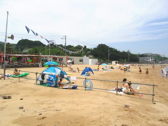 田ノ代海岸海水浴場3