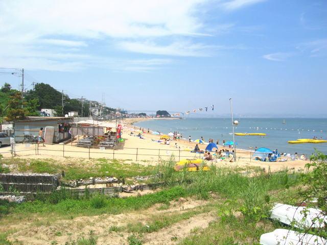 田ノ代海岸海水浴場2