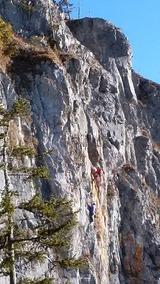 豊口山屏風岩301124