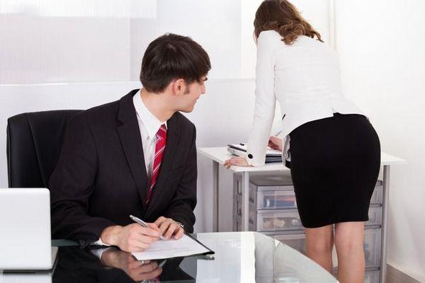 【衝撃】同僚♀が上司にセクハラされてることにムカついた結果www
