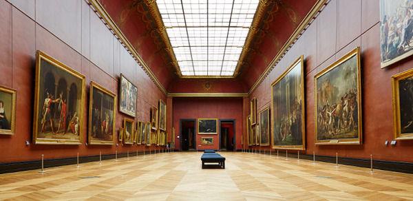 美術館でドッペルゲンガーが見つかるwwwww(※画像あり)