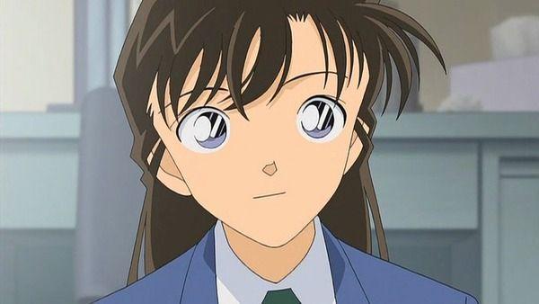 【悲報】他漫画家の描いた名探偵コナンの蘭さん、とんでもない髪型になる(画像あり)