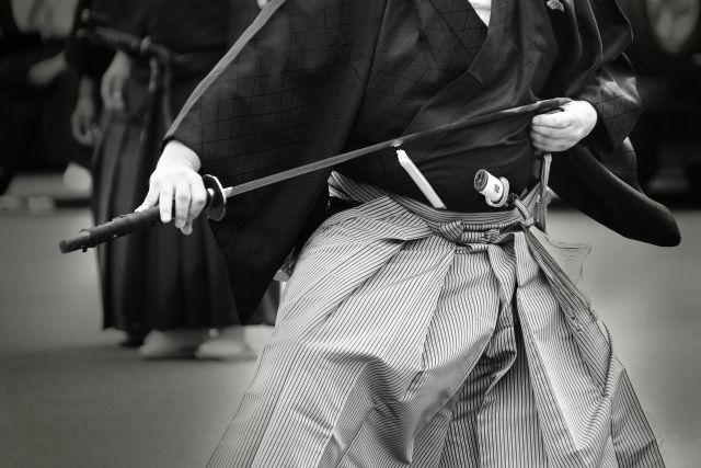【速報】サムライ系女子のアタシ、不埒な男子は斬り捨てる!