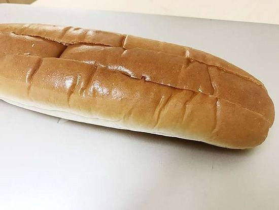 【画像】満員電車の恐ろしさを教えてやる!→ パンの圧縮率がすごいことに・・・