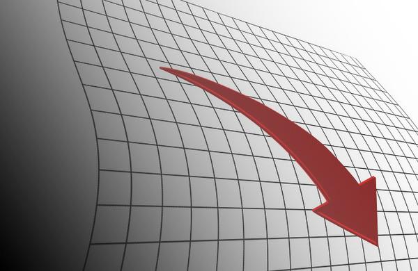 マイナス金利政策で銀行株暴落。弱小地銀がいくつか潰れるな…