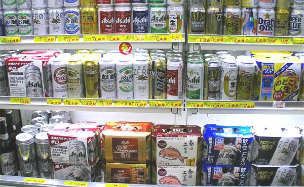 ビール類の酒税一本化へ ビールは税額を下げ、発泡酒と第3のビールは引き上げ