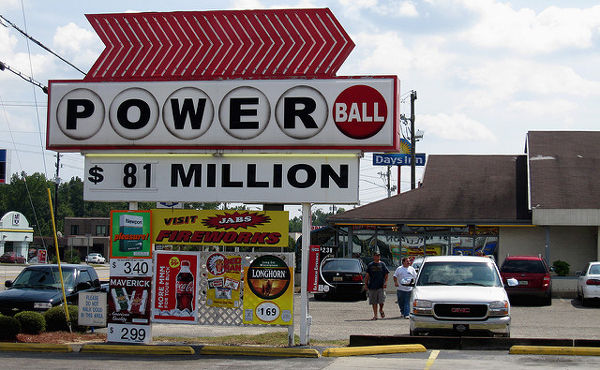 史上最高額の米宝くじ、2組目当せん者が名乗り 夫婦で370億円