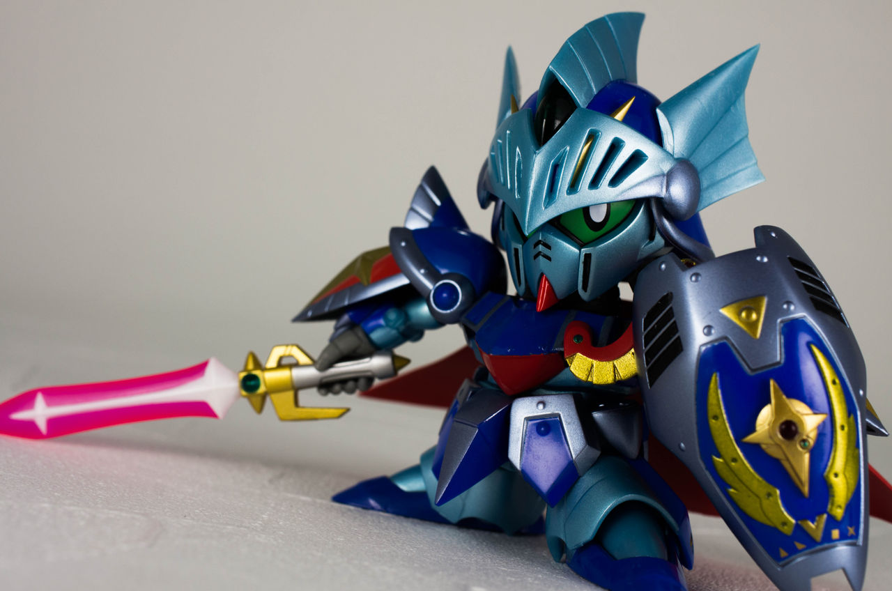 SDX 騎士アレックス レビュー : ほっぱーの玩具な日々