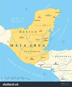 Maya Culture Area