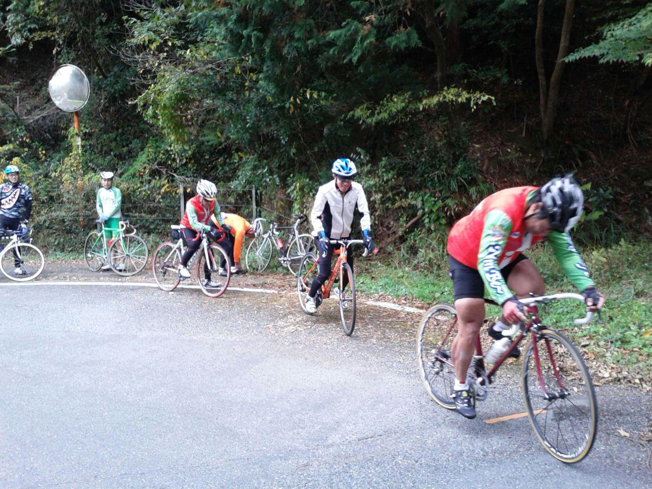 自転車の 自転車 東京 大阪 24時間 : ... 自転車 日記 自転車 仲間 ayabeda