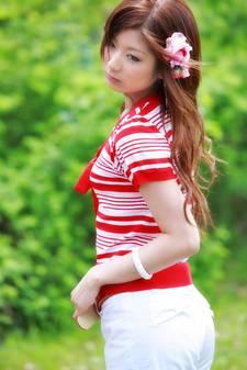 小島綾香さんのコスチューム