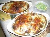 カレードリア&コールスローサラダ