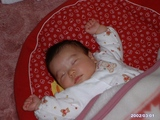 生後3ヶ月 眠る