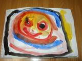 絵の具 作品1