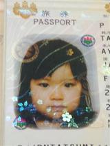 パスポート お顔