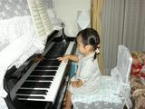 2歳ピアノ