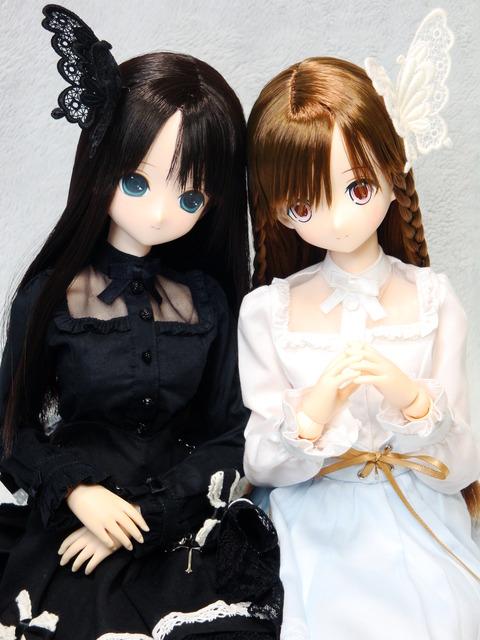 天音&エレン Le due farfalle (48)