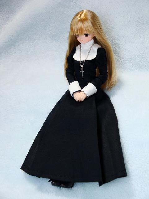 魔リアン シスター服 (58)