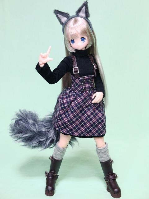 ライリ 銀ぎつね (8) a