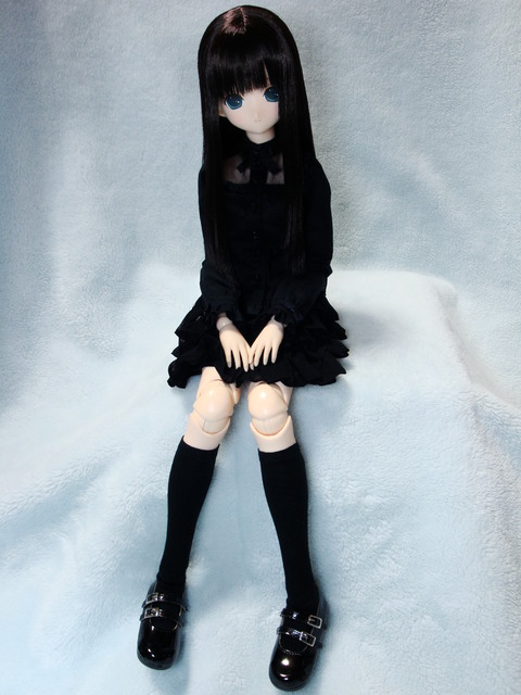 エレン 黒パニエ (3)