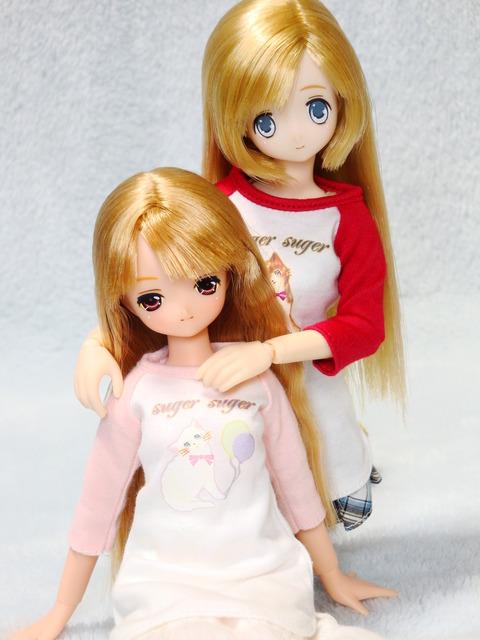 ライリ&リアン にゃんこワンピ (14)
